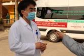 """Trải lòng của người thiết lập bệnh viện dã chiến ở tâm dịch Chí Linh, """"cầm tay chỉ việc"""" bác sĩ địa phương"""