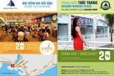 Giảm giá 20% ở Trung tâm TM Ha Long Marine Plaza