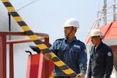 Cận cảnh đưa điện lưới ra huyện đảo Cô Tô