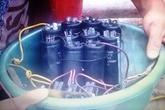 Quảng Ninh: Bắt giữ 4 tàu dùng kích điện đánh bắt thủy sản