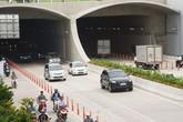 Hơn 1.000 trường hợp vi phạm lưu thông hầm Sông Sài Gòn trong 2 tháng
