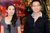 Hoa hậu Thùy Lâm và chồng nổi bật giữa dàn sao ở Hà Nội