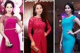 Ngắm Hoa hậu Việt Nam trang phục kín đáo mà vẫn đẹp lỗng lẫy