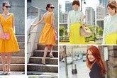 Những mẫu váy xòe đang 'tung hoành' làng thời trang