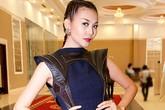 Thanh Hằng nổi bật với gu thời trang tinh tế