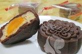 Học cách làm bánh trung thu sô cô la