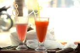 Uống thử nước hoa quả ở quán tự nhận ngon rẻ nhất HN