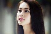 Hoa hậu Đặng Thu Thảo tinh khôi với trang phục sắc trắng