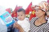 TP HCM: Tưng bừng chào đón dân số vàng