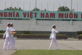 Cả nước bắt đầu để tang Đại tướng Võ Nguyên Giáp