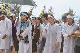 Người dân khóc nghẹn tiễn đưa Phó chủ tịch tỉnh Quảng Nam