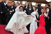 """Diễn viên Huy Khánh: Nghệ sĩ Việt đến Cannes là để """"ăn liên hoan"""""""