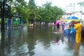 Bất ngờ với bão Mangkhut