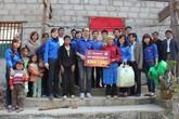 Sau trận mưa đá ở Hà Giang: Cán bộ ngân hàng sẻ chia khó khăn