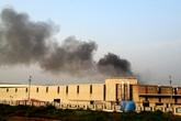 Nhà xưởng Diana tan hoang sau 20 tiếng chìm trong 'biển lửa'