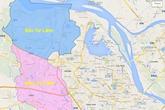 Hà Nội chính thức thêm 2 quận Bắc Từ Liêm - Nam Từ Liêm