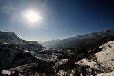 Hình ảnh Sa Pa phủ tuyết trắng đẹp nhất 50 năm qua