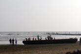 7 học sinh đi tham quan mất tích ở biển Cần Giờ