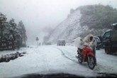 Cháy vé đi Lào Cai xem tuyết rơi