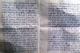 Lá thư dài 2 trang viết trong đêm của mẹ cháu bé bị hành hạ