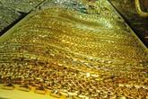 Giá vàng tiếp tục lao dốc về 39,6 triệu đồng/lượng