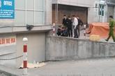 Hà Nội: Nam sinh lớp 10 rơi từ tầng 23