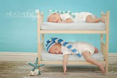 Ngắm chùm ảnh những cặp anh em ngủ cực đáng yêu
