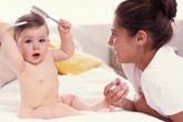 """""""Tất tần tật"""" về tóc của trẻ sơ sinh"""
