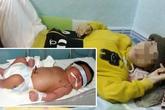 Giết con gái 6 tháng tuổi vì chồng đòi ly hôn