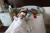 Vụ án kinh hoàng: Cậu bé 6 tuổi bị móc mất 2 mắt