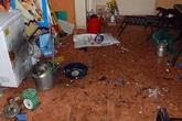 Nồi cơm điện phát nổ, 2 mẹ con nhập viện cấp cứu