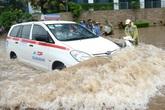 Dịch vụ mò biển số ô tô rơi quanh Keangnam