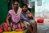 Vợ hoàng tử Ấn Độ vùi đời trong khu ổ chuột nghèo khổ