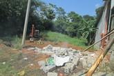 Sập tường ở Thanh Hóa, 4 học sinh chết thảm