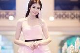 Hoa hậu Ngọc Hân ngày càng đẹp và trắng