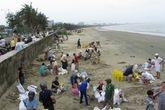 Cận cảnh người dân Đà Nẵng chuẩn bị đối phó siêu bão Haiyan