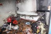 Đà Nẵng: Phòng trọ của nhân viên siêu thị bị cháy rụi