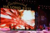 Ngắm hình ảnh rực rỡ tại lễ hội Carnaval Hạ Long 2013