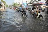 TPHCM: Một cơn mưa, nhiều cảnh báo