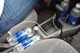 Không dễ để chai nhựa nhiễm dioxin