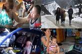 Nghẹn lòng trước những hình ảnh trẻ em bị hành hạ dã man tuần qua