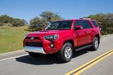 Toyota tung ra mẫu xe việt dã mới với nội thất hiện đại