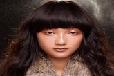 Vẻ đẹp cá tính của em gái quán quân Huyền Trang Next Top