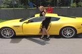 Andrea được bố tặng siêu xe bạc tỷ nhân dịp sinh nhật tuổi 18
