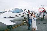 Bóc mẽ máy bay Thu Minh, chỉ dùng để thăm ruộng?