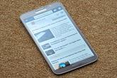 Xuất hiện smartphone màn hình cong ở Việt Nam
