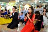 Hôn lễ theo đạo Phật của Đăng Khôi và vợ hot girl