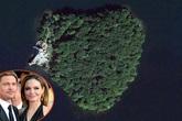 Angelina Joile mua đảo hình trái tim tặng Brad Pitt
