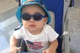 Huy Tuấn khoe con trai vô cùng đáng yêu