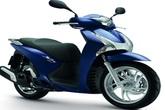 Honda SH có thêm 2 màu mới tuyệt đẹp